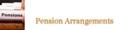 Pension Arrangements - Independent Financial Advisors