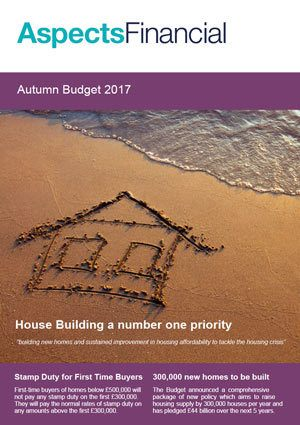 Aspects Autumn Budget 2017 cover