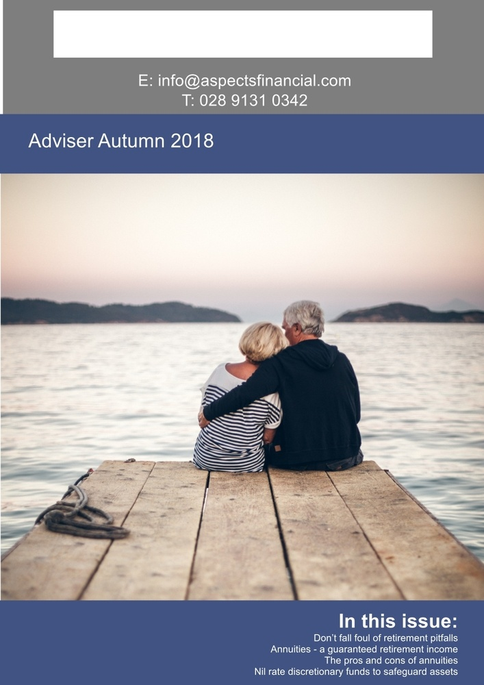 The Adviser – Autumn 18
