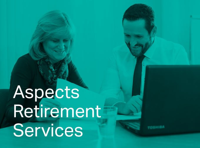 aspects retirement services